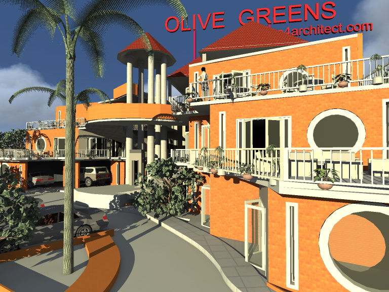 olive gardens india