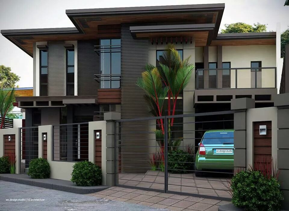 House designs nairobi for Exterior design of 2 storey house