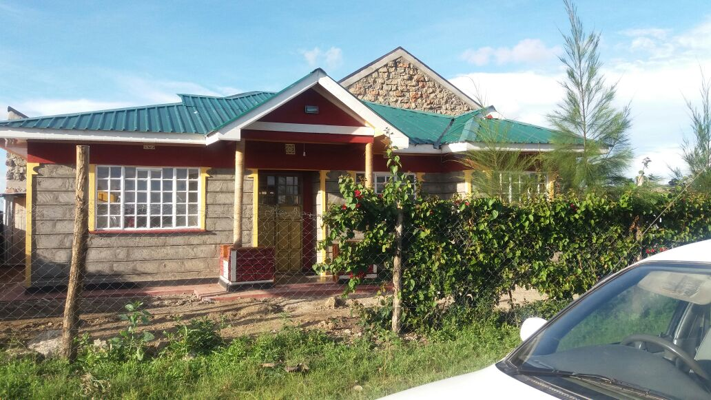 3 bedroomed house for sale in ketengela for Cost of building a three bedroomed house in kenya