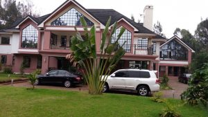 Silanga Road, Karen. House for sale.