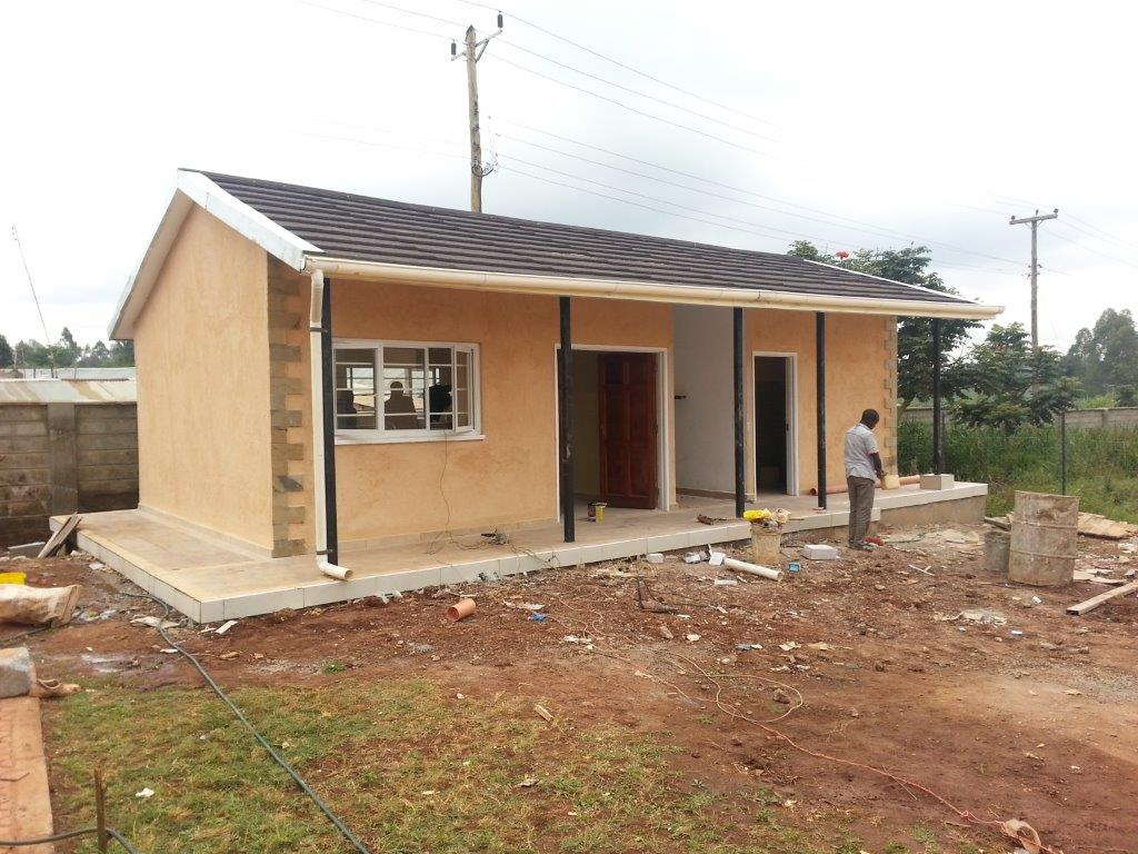Pictures of houses in kenya for Latest house designs in kenya
